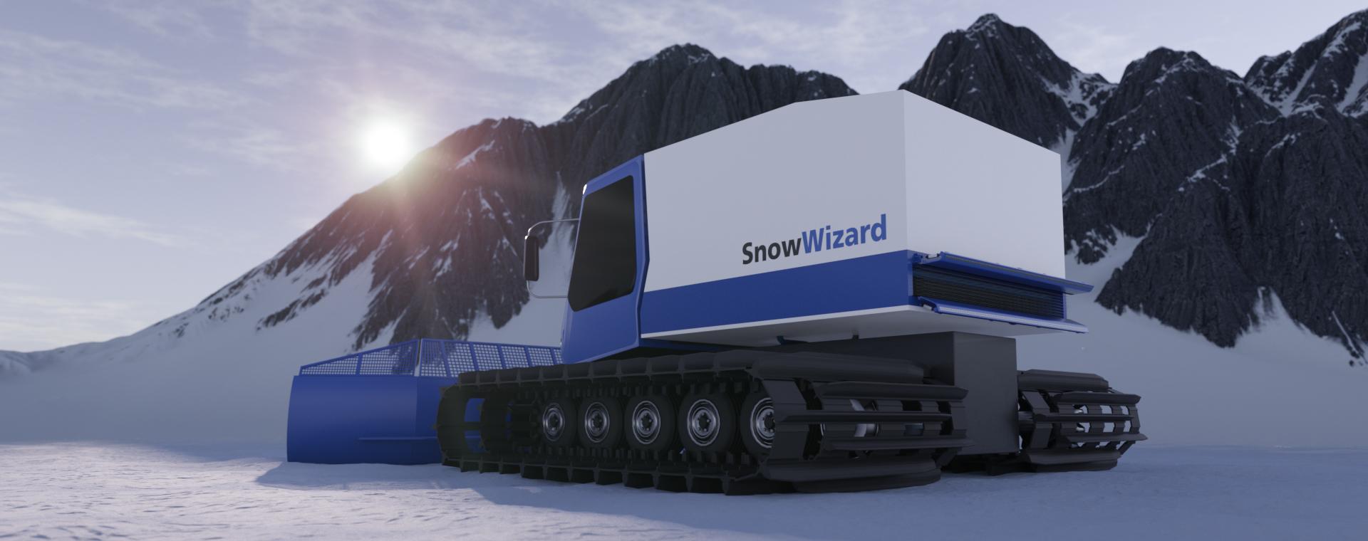 Mobile SnowWizard